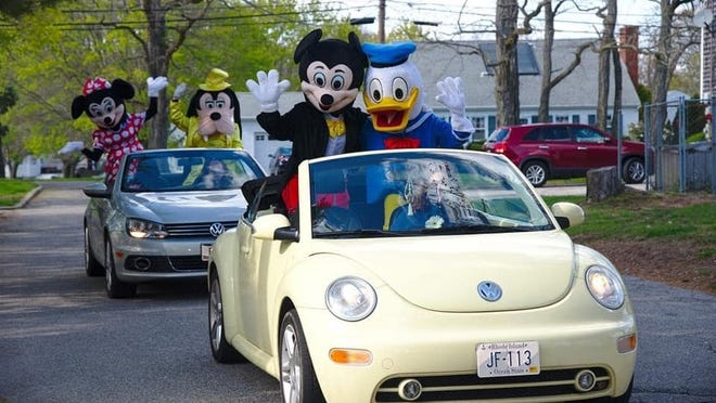 In Bristol, R.I., the Fourth of July Parade will be a vehicle procession only with lite entertainment.