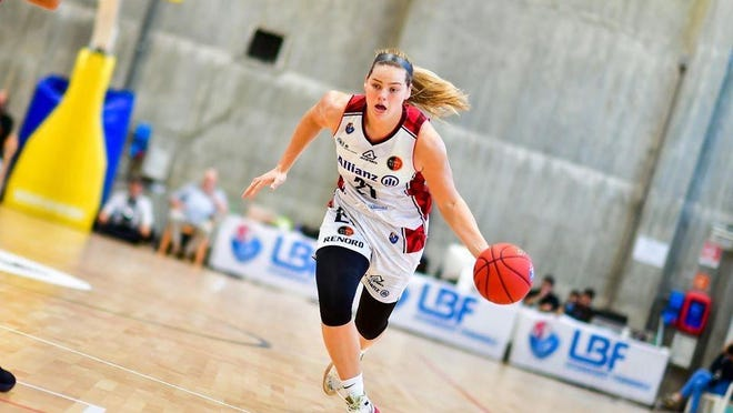 Former Freeport Aquin and Arizona State University star Sophie Brunner had her third season in Division I of the Italian women's pro basketball league cut short because of the coronavirus pandemic.