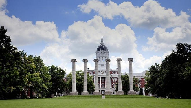 The University of Missouri.