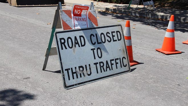 Starting Monday, June 15, 16th Street will be closed to through traffic between River Avenue and Kollen Park Drive for roadwork.