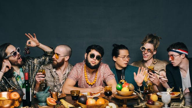 """Joe Hertler & The Rainbow Seekers nearly didn't survive the coronavirus pandemic. With touring and festival performances wiped out - and saxophonist Aaron Stinson choosing to step away from the popular Michigan band - Hertler became convinced earlier this year that """"we were one of the casualties of COVID."""""""