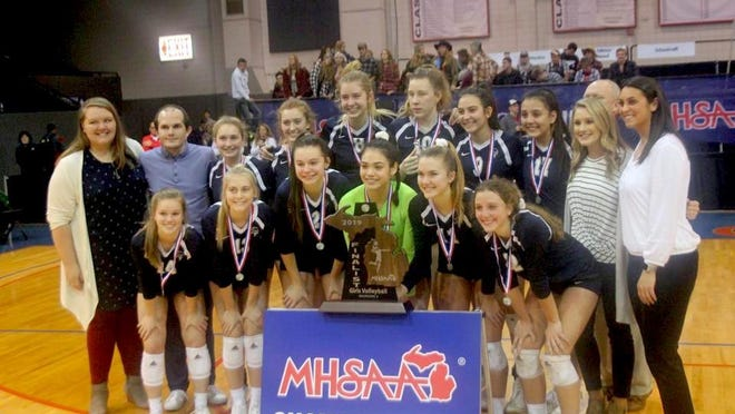 The Lakewood volleyball team made the state finals last year and finished runner-up.
