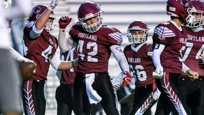 The Portland and P-W football teams have been forced to cancel playoff games.