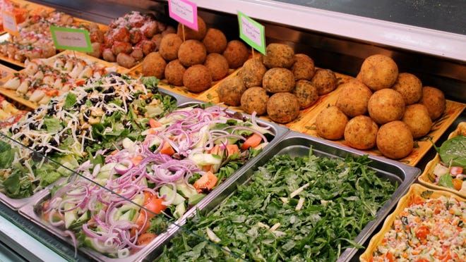 Taste of Italy in Tinton Falls carries an extensive collection of fresh Italian delicacies.