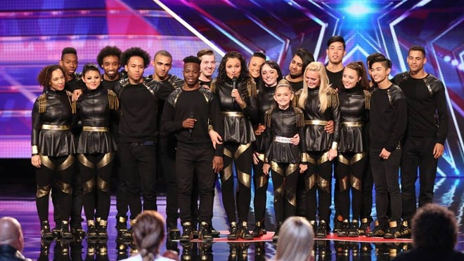 "Extreme Dance Co. of Extreme All-Stars in Melbourne will be featured on ""America's Got Talent"" on Tuesday and Wednesday."