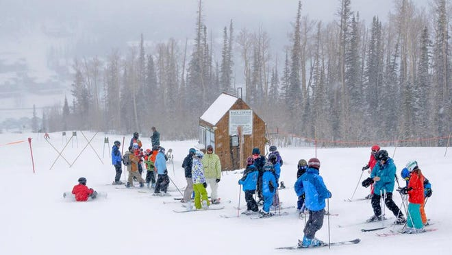 Over 200 of the best young ski racers in the Intermountain West will be converging on Brian Head Ski Resort this weekend to compete in the USSA Youth Ski League Finals.