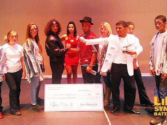 Elmira High School winners