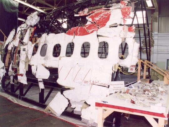 On Sept. 2, 1998, Swissair Flight 111 plummeted into