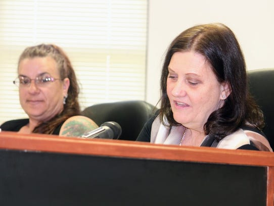 Commissioner Susan Flores said the commission would