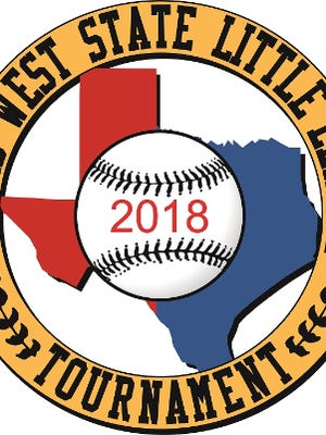 Texas West State Little League Tournament 2018