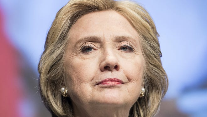 Former Secretary of State Hillary Clinton will not face charges over how she handled top-secret information.