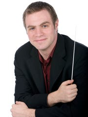 Guest conductor Joshua Gersen  led the New West Symphony's fourth concert in its Masterpiece Series.