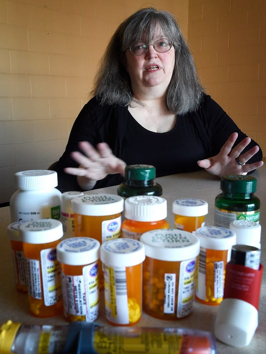 Amid Opioid Epidemic States Experiment >> Chronic Pain Sufferers Feel Stigma Amid Opioid Crackdown