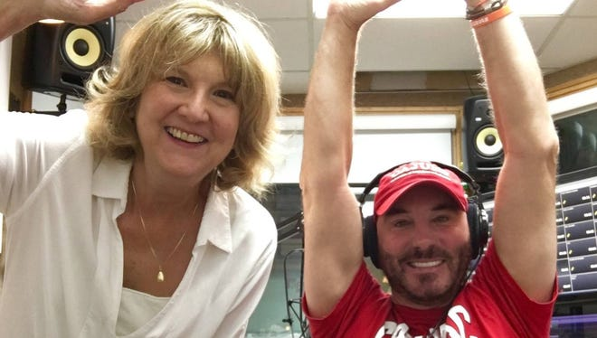 Together nearly 20 years on 99.9 KTDY, CJ and Debbie Ray are a part of the fabric of Acadiana.