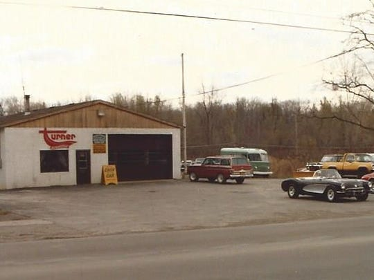 Turner Automotive as it appeared in the 1980s.