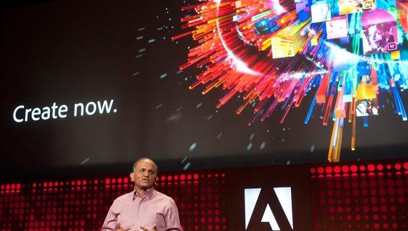Adobe's cloud