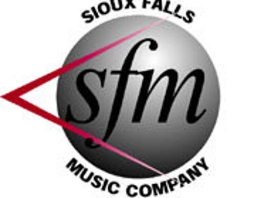 Sioux Falls Music logo