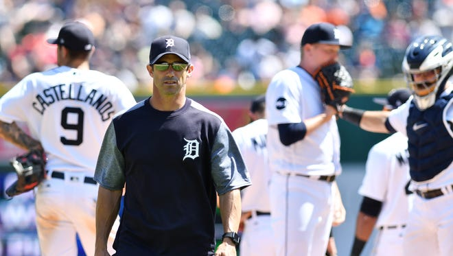 The Tigers have lost nine of their last 12 to fall to six games under .500 entering Wednesday night's game.