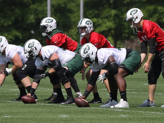 New York Jets -- OTA --
