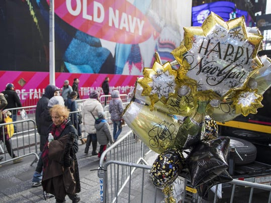 New Years Eve Times Square Preparation (2)