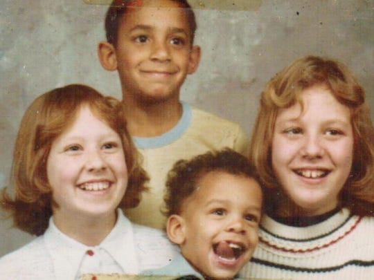 After the birth of their daughters, Wendy and Dawn, Alice and Ira adopted sons Todd and Scot.