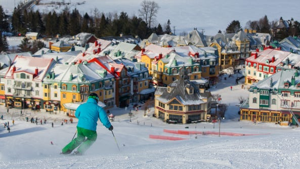 After a day on the slopes, there is plenty to enjoy