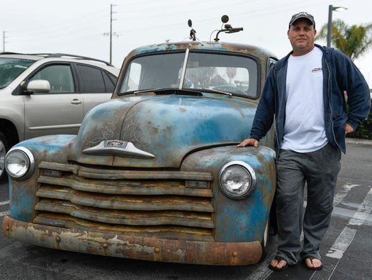 Just Cool Cars This Chevrolet Pickup Celebrates Rust - Cool cars images