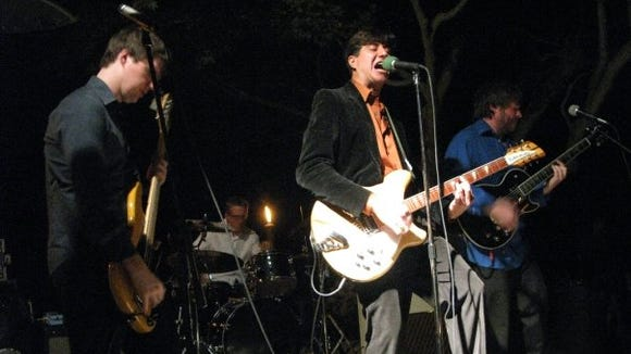 The Collingwood is one of two bands playing a beer-infused rock show at 1984 in Wilmington this weekend.
