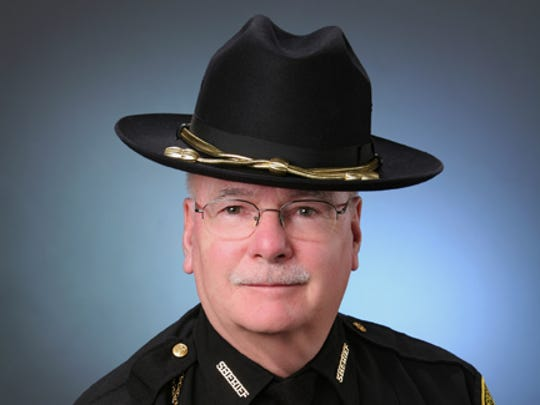 Broome County Sheriff David Harder.