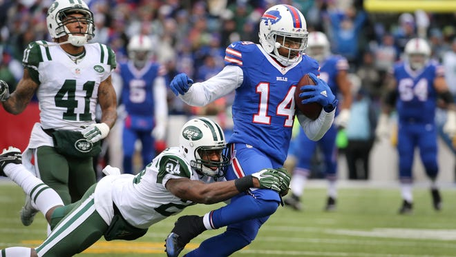 Sammy Watkins and the Bills have two prime-time games in 2016.
