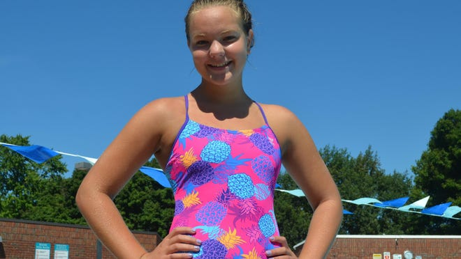 Katelyn Inman and the Zeeland state meet swimmers are still hoping for a state championship meet.