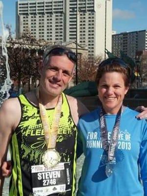 Steve and Kim Levitsky