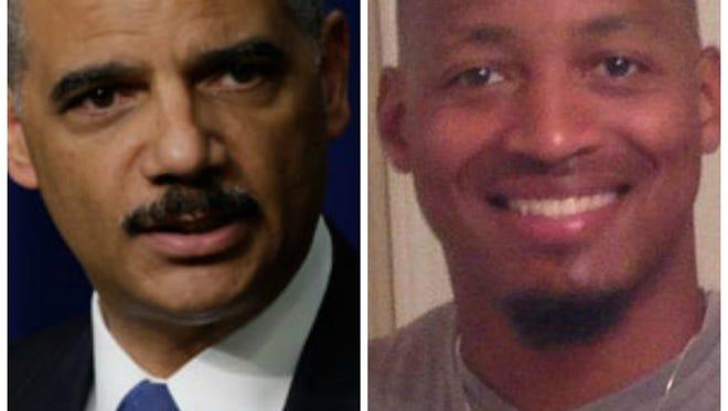 Attorney General Eric Holder will speak at the funeral of slain Deputy U.S. Marshal Josie Wells.