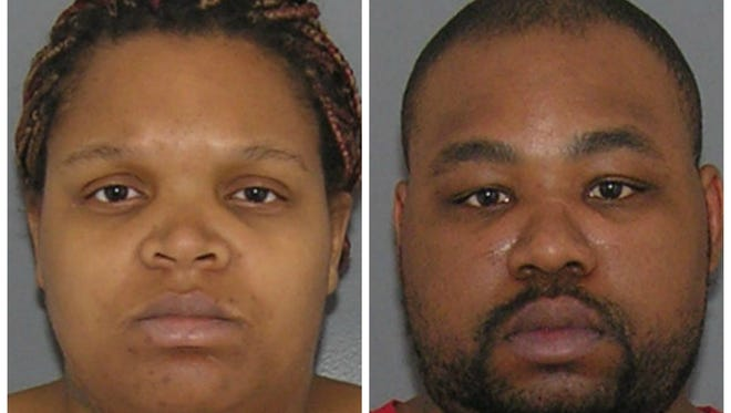 Andrea Bradley and Glenn Bates have been charged with murder in the death of their 2-year-old daughter in Cincinnati. They face the death penalty.
