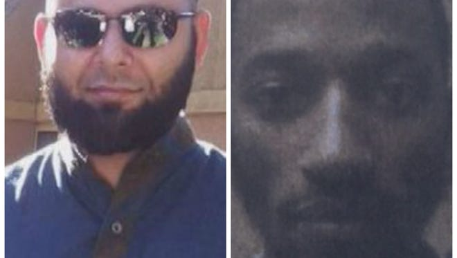 Nadir Soofi and Elton Simpson are the suspects involved in the Dallas shooting.
