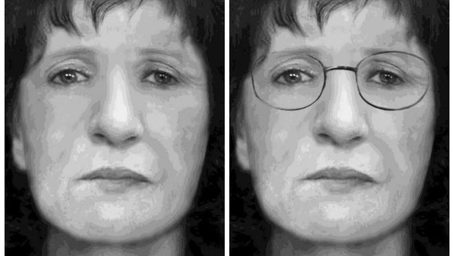 This image shows what the woman whose skeletal remains were found in West Chester in March may have looked like.