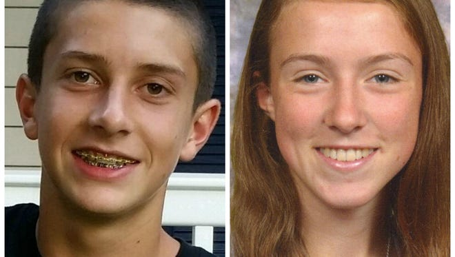 Corunna's Noah Jacobs and Capital Homeschool's Sarah Kettel have the fastest area times so far this fall.
