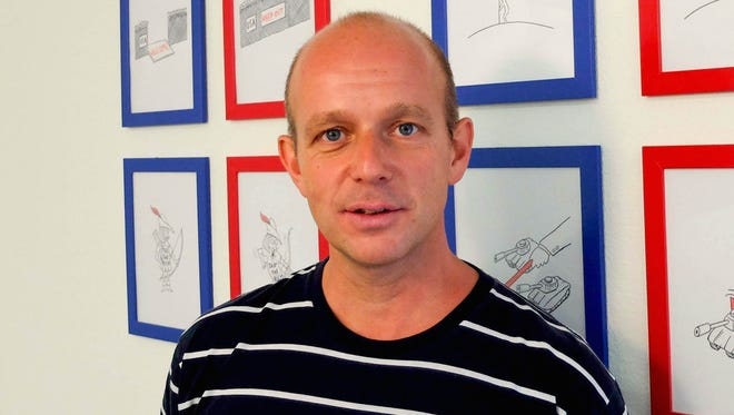 Steve Hilton is CEO and co-founder of Crowdpac
