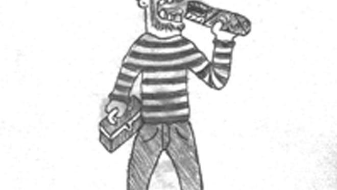 The Subway Bandit