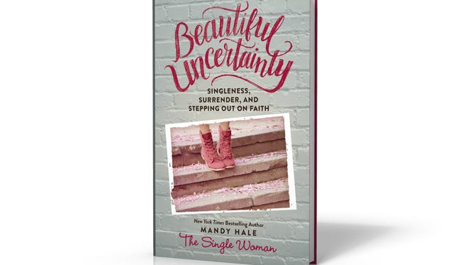 """""""Beautiful Uncertainty"""" is the latest release from local best-selling author Mandy Hale."""