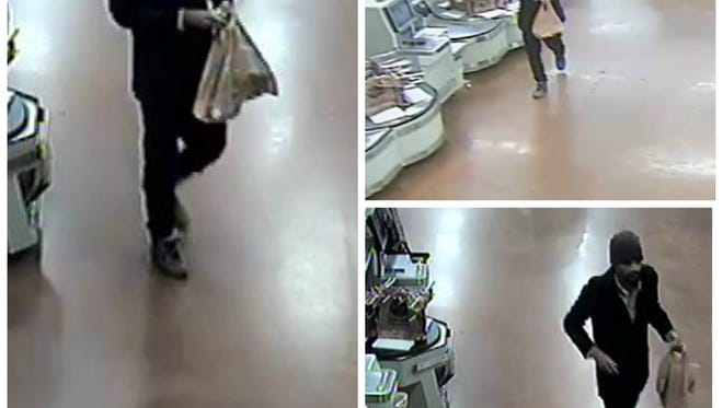 Do you know this man? Call Crimestoppers at (601) 355-TIPS (8477).