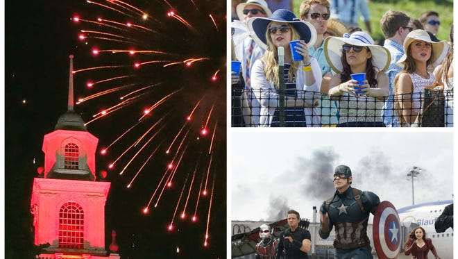Things to do May 6-8