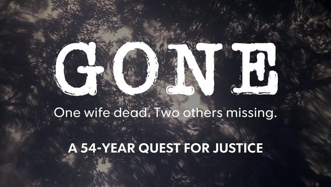Gone: One wife dead. Two others missing.