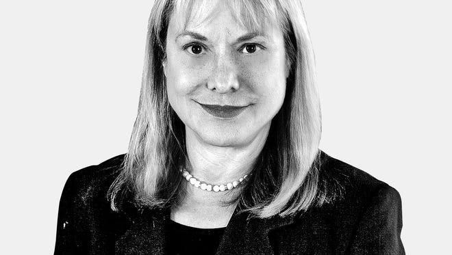 Columnist Susan Estrich. 2007