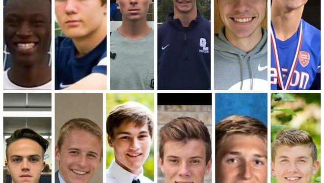 Meet the 2016 LSJ boys soccer Dream Team.