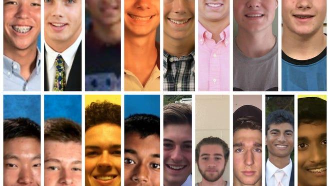 Meet the 2016 LSJ boys tennis Dream Team.