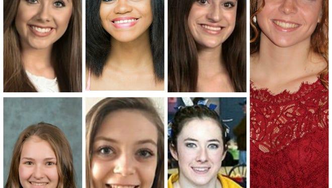 Meet the 2017 LSJ gymnastics Dream Team.
