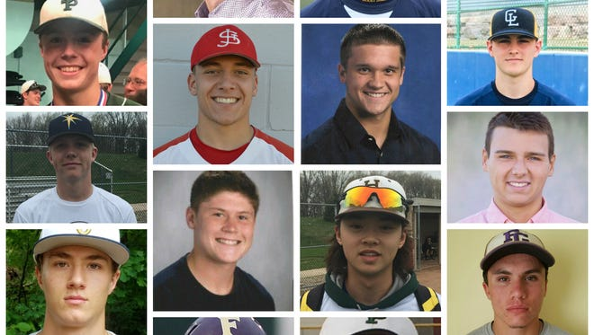 See the members of the LSJ baseball Dream Team.