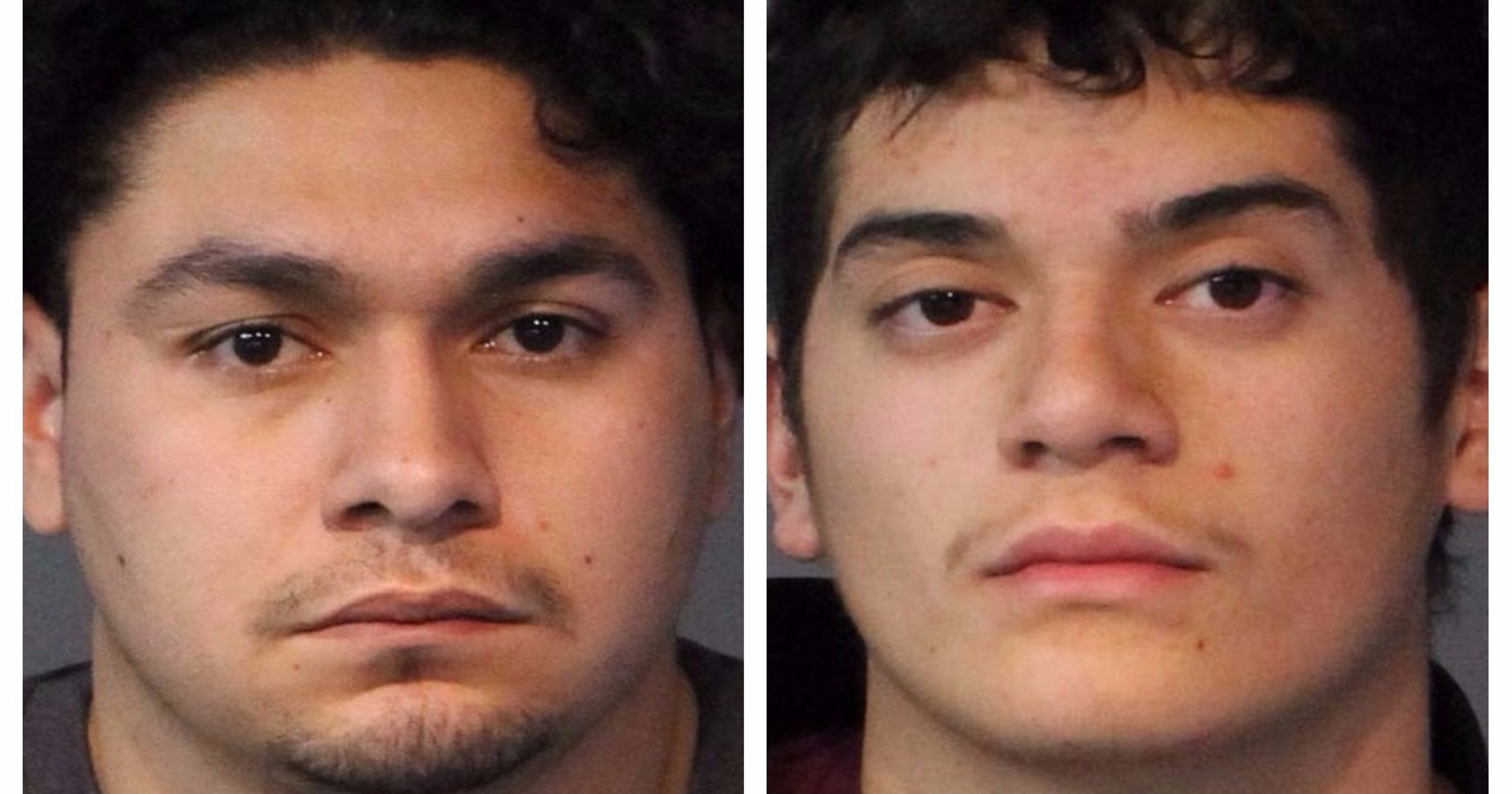Reno police arrest 2 men on murder charges for parking lot