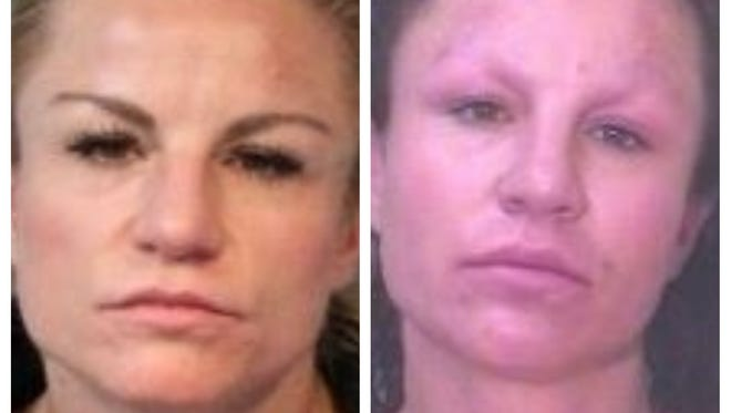 Heloise Isee Detourbe, 42, is wanted by the Nevada Department of Public Safety's Investigation Division for reportedly failing to appear in court for a charge of obtaining or attempting to obtain a prescription drug by fraud, a felony. A warrant for her arrest was issued on Jan. 4, 2018. She was described as having tattoos of the Ying and Yang symbol and dolphins on her back. Detourbe is a transient that has known ties in Reno and Hollister, Calif., and in Arizona.